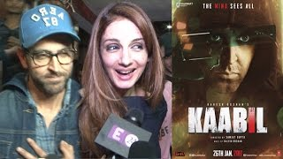 getlinkyoutube.com-Kaabil Movie Review By Hrithik's Divorced Ex Wife Suzanne Will Blow Your Mind