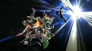 getlinkyoutube.com-7 Characters Trapped into Every Final Smashes | Super Smash Bros. for Wii U