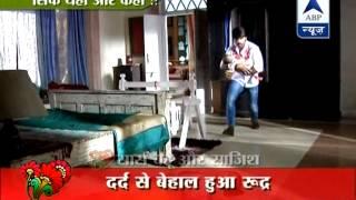 Rangrasiya: Rudra lamenting on Paro's death