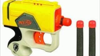 getlinkyoutube.com-The Top 5 Smallest Nerf Guns Ever Made!