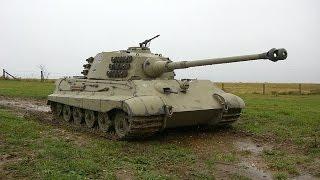 getlinkyoutube.com-World War 2 Top 10 Tanks (Videos)