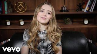 getlinkyoutube.com-Sabrina Carpenter - Eyes Wide Open (Vevo Show & Tell)