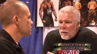Kevin Nash on Brock Lesnar