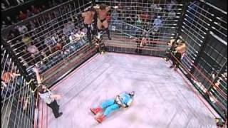 getlinkyoutube.com-Lockdown 2007: X Division Xscape Match
