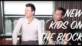 getlinkyoutube.com-New Kids on the Block Interview