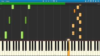 getlinkyoutube.com-Just Gold - Five Nights at Freddy's song Synthesia