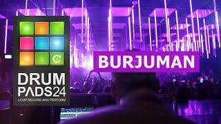 getlinkyoutube.com-Drum Pads 24 - BURJUMAN