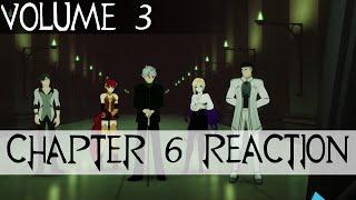 Blind Reaction - RWBY Volume 3 Chapter 6 - DAMNET!