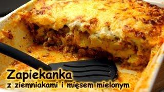 getlinkyoutube.com-Zapiekanka z ziemniakami i mięsem mielonym | smaczne-przepisy.pl