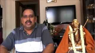 Experience with Mahaperiyava - Shri Venkatesan L S