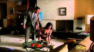 Mad Men - Hot Scene