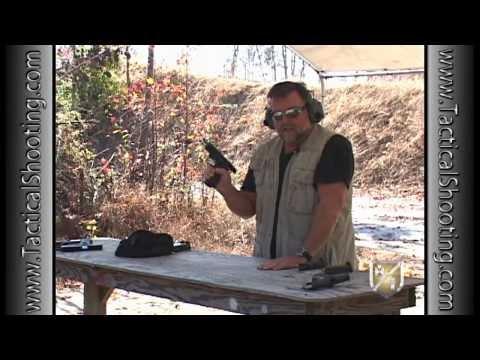 Tactical Pistol Reloading - Glock 9mm - Seg. 4