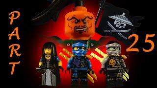 getlinkyoutube.com-LEGO NINJAGO THE MOVIE PART 25 - SKYBOUND - THE SECRET OF TIGER WIDOW ISLAND
