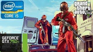 getlinkyoutube.com-Grand Theft Auto V - i5 4460 - 8GB RAM - GTX 750 Ti