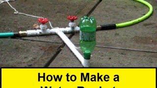 getlinkyoutube.com-How To Make a Water Rocket (HowToLou.com)