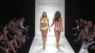 getlinkyoutube.com-Liliana Montoya swim at Funkshion Fashion Week Miami 2012