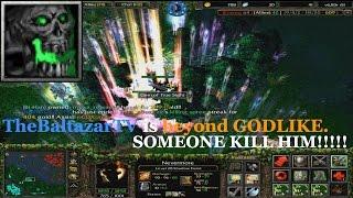 getlinkyoutube.com-Shadow Fiend beyond GODLIKE - Dota 1 NEVERMORE