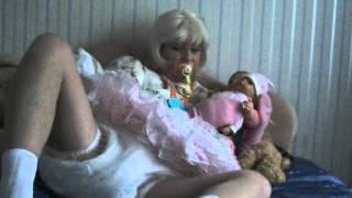 getlinkyoutube.com-sissy adult baby