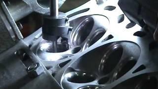 getlinkyoutube.com-k20Af汽缸蓋重建拋光