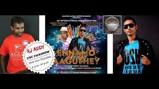 getlinkyoutube.com-RJ Addy SoupFM Talkshow with Macho Macha | Ennamo Aaguthey Promo