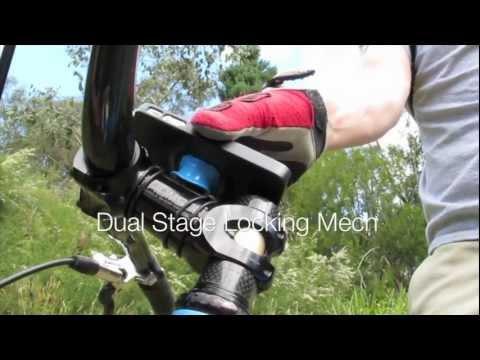 Quad Lock iPhone Bike, Car and Wall mount