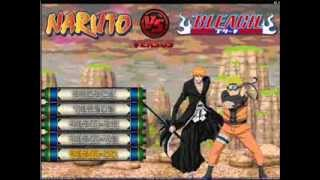getlinkyoutube.com-Naruto vs Bleach MUGEN 2014 Download
