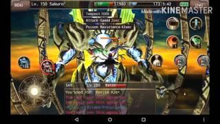 getlinkyoutube.com-Iruna Online - Raton (Gladiator)