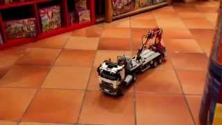 getlinkyoutube.com-Lego Technic 42043 RC By Mario