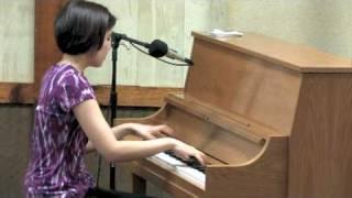 getlinkyoutube.com-Stephanie Trick plays Handful Of Keys by Fats Waller stride piano