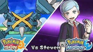 getlinkyoutube.com-Pokémon Champion Title Challenge 15: Champion Steven (Game Edited)