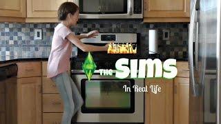 getlinkyoutube.com-Sims In Real Life!