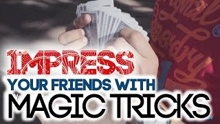 getlinkyoutube.com-Card Tricks Revealed: Impress Your Friends With Magic Tricks!