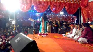 getlinkyoutube.com-Jagran Party in Kanpur, Panki by Sargam Jagran Party , Pooja Sargam  9058579253