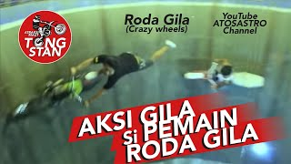 getlinkyoutube.com-Roda Gila (Crazy wheels)
