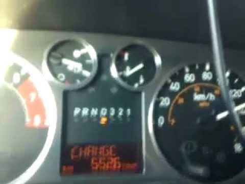 Температура двигателя Н3 падает на ходу в мороз -18