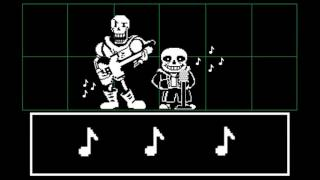 getlinkyoutube.com-THE MOST AMAZING AWESOME MEGALOVANIA COVER EVER!!! BY PAPYRUS and sans (undertale)