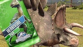 getlinkyoutube.com-Jurassic World: The Game - Herbivore Pack Opening