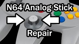 getlinkyoutube.com-N64 Analog Stick Repair