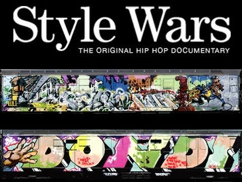 STYLE WARS Hip Hop Documentary 1 of 5 graffiti movie