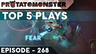 League of Legends Top 5 Plays Episode 268
