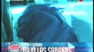 getlinkyoutube.com-Romina y Francisco bajo las sabanas GH 2015