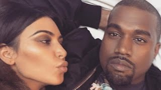 Kim And Kanye's Living Situation Is Extra Weird