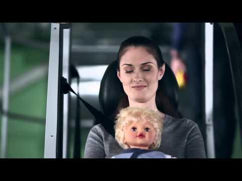 МИФ 3. «Маленькому ребенку безопаснее на руках, чем в автокресле»