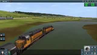 getlinkyoutube.com-THE UNDERWATER TRAIN?! (Trainz Simulator)