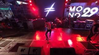Body Slam - ถ่ายภาพมุมสูง คอนเสิร์ต