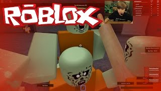 getlinkyoutube.com-Roblox: Zombie Rush - THE UNSTOPPABLE ROLLING PIN!! | KID GAMING