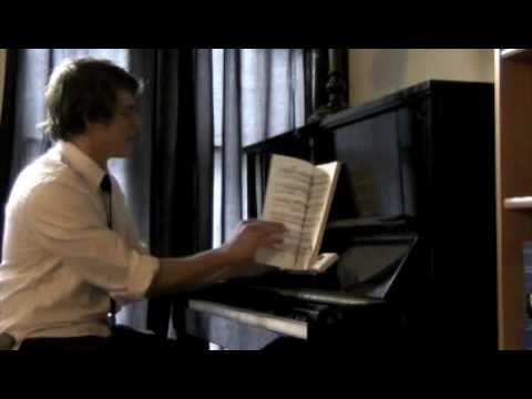 Josh Wright Piano TV - Organized Practicing Part 2
