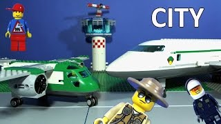LEGO CITY FILMS
