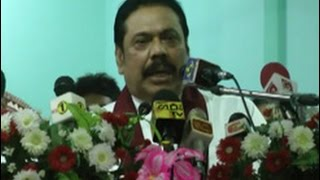 We have no issues with China - Rajapaksa