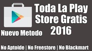 getlinkyoutube.com-Como Tener Toda La Play Store GRATIS 2016: Descargar Aplicaciones de Pago GRATIS | Nuevo Método 2016